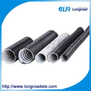 Flexible Metal Conduit, Flexible Corrugated PVC Conduit pictures & photos