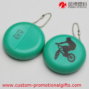 Wholesale Custom Pocket Round Coin Purse with Keychain