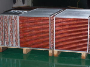Copper Tube Fin Coil for Commercial Refrigerator pictures & photos