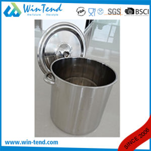 Stainless Steel 304 Japanese Style Scale Stock Pot pictures & photos