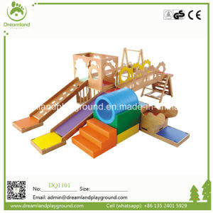European Standard Kids Soft Playground, Colorful Kids Soft Play pictures & photos