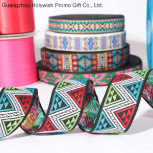 Nylon Tape Embroidery Ribbon for Garment with 38mm Width Packing pictures & photos