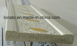 Factory Wholesale PS Foam Skirting Board for Interior Trim pictures & photos