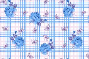 Clear Plastic Tablecloth Rolls PVC Transparent Printed Tablecloth Dispasable pictures & photos