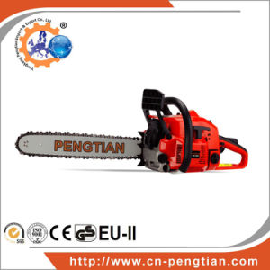 Garden Machinery Gasoline Chain Saw 62cc with Walbro Carburetor pictures & photos