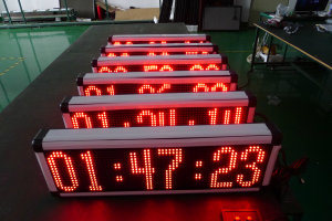 Outdoor Single Color P10mm LED Message Screen Display for Store pictures & photos