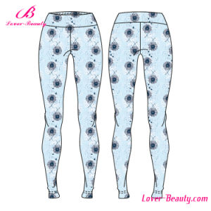 Custom Printing Design Sportwear Yoga Leggings