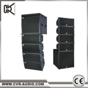 Active Dual 12 Inch Two-Way Line Array System 1400 Watt Big Outdoor Sound Equipment pictures & photos