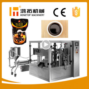 Bag Packaging Machine for Sauce pictures & photos