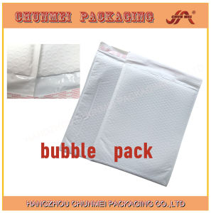 Custom Paper Bubble Bag for Packing and Delivery pictures & photos