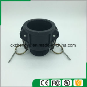 Plastic Camlock Couplings/Quick Couplings (Type-B) , Black Color pictures & photos
