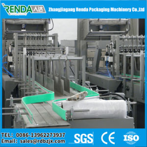 Mineral Water Bottle Sleeve Shrink Wrapping Machines pictures & photos