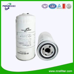 for Renault 5000670670 Oil Filter for Truck pictures & photos