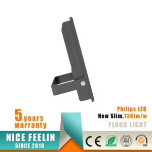 IP65 Outdoor Philips Driver Ultra Slim 80W LED Floodlight pictures & photos