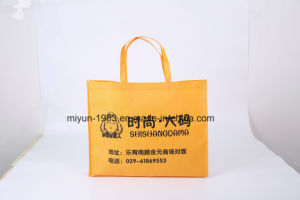2017 New Material Non-Woven Bag a Bottom Side, Portable, Laminating Bags pictures & photos