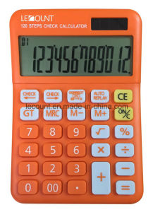 12 Digit Solar Power Electronic Calculator (CA1222) pictures & photos