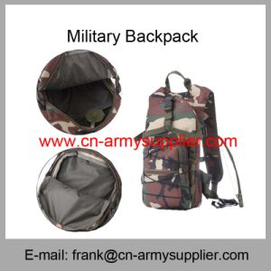 Military-Camouflage-Police-Outdoor Backpack-Army Backpack pictures & photos