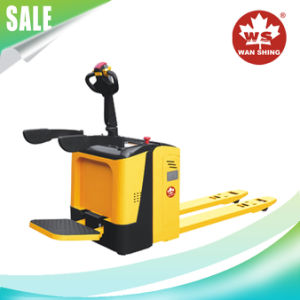 High Quality 2000kg Electric Pallet Truck with AC Motor Control pictures & photos