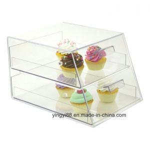 Best Selling Acrylic Bakery Display Cabinet pictures & photos