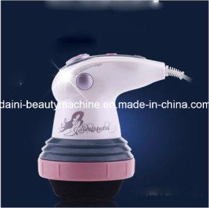 Electric Handheld Full Body Push Fat Massage Body Scrapping Slimming Vibration pictures & photos