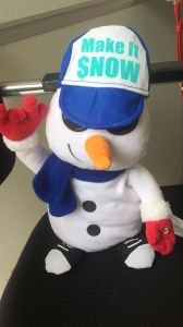 Plush Singing and Dancing Snowman Toy pictures & photos