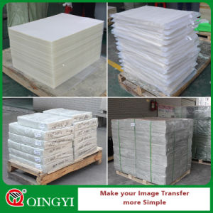 Qingyi Plastisol Heat Transfer Printing Film pictures & photos