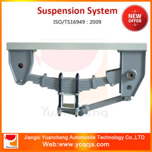 Heavy Duty Trailer Lifting Air Suspension System pictures & photos