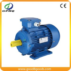 IEC Aluminum Electric Motors 0.75kw-22kw pictures & photos