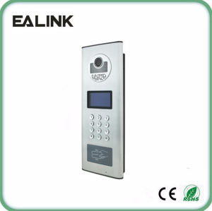 Video Door Bell Intercom System for Buildings pictures & photos