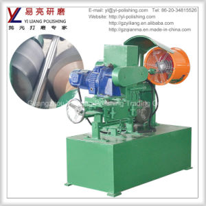 Round Pipe Grind Machinery/Sisal Wheel Grinding Machine pictures & photos