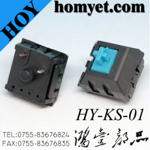 Mechanical Keyboard Switch -Blue Shaft with Pins pictures & photos