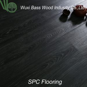 UV Coating Click Spc Flooring 4mm 5mm pictures & photos