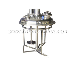 Vacuum Type Double Shaft High Speed Mixer pictures & photos