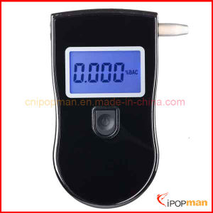 3 Digital Alcohol Tester Breathalyzer LCD Breath Alcohol Tester pictures & photos