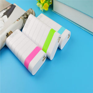 New Style Rainbow Mobile Power Bank for iPhone 3600mAh pictures & photos