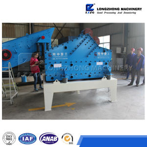 Sand Dewatering Screen Machine with Twin Tier Screen pictures & photos