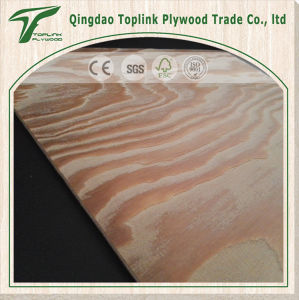 Pine Embossing Plywood for Furniture Usage pictures & photos