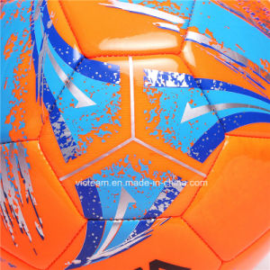 New Design Smooth Branded Official Size 5 Football pictures & photos