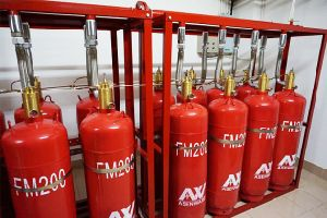 Automatic FM200 Fire Suppression System pictures & photos