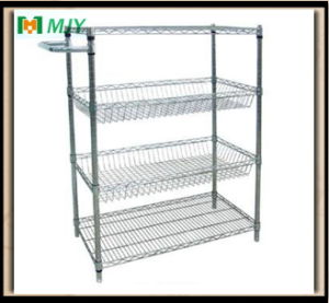 Chrome Wire Shelving Mjy-Wsc05 pictures & photos