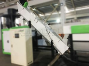 Advanced Waste PP/PE Plastic Film Washing Line pictures & photos