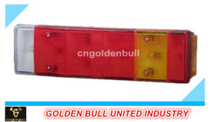 Truck Parts Auman H2 Tail Light pictures & photos