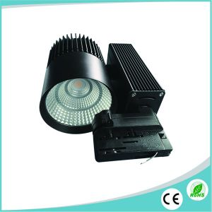2/3/4wire 20W/25W/30W/35W/40W/45W/50W COB LED Track Lighting pictures & photos