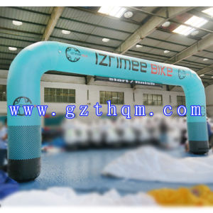 Customizable Inflatable Entrance Finish Line Arch/Advertising Inflatable Arch pictures & photos