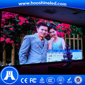 Competitve Price P2.5 SMD2121 Advertising LED TV Display pictures & photos