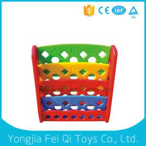 Kid Toy Plastic Bookshelf Plastic Toy Children Equipment Indoor Toy Kids School Furniture