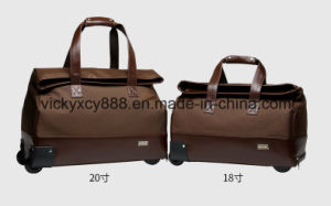 Top Quality Wheeled Trolley Luggage Business Travel Duffel Bag (CY9915) pictures & photos