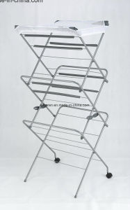 Hotsell Simple Extended Extendable Airer Clothes Horse pictures & photos