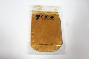 Chesir Reddish Golden Pearl Pigment for Plastic Ink (QC309) pictures & photos