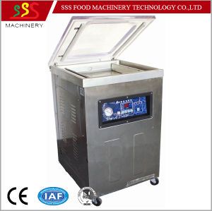 High Quality Semi-Automatic Vacuum Packaging Machine pictures & photos